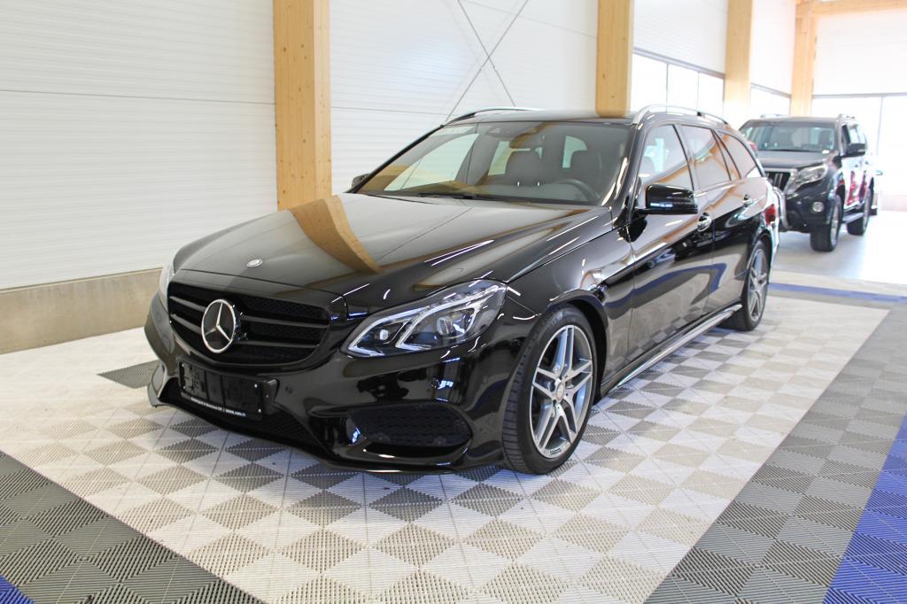 Mercedes-Benz E, 350 CDI Bluetec AMG *WEBASTO/KOUKKU/ILS/NAHAT/NAVI*