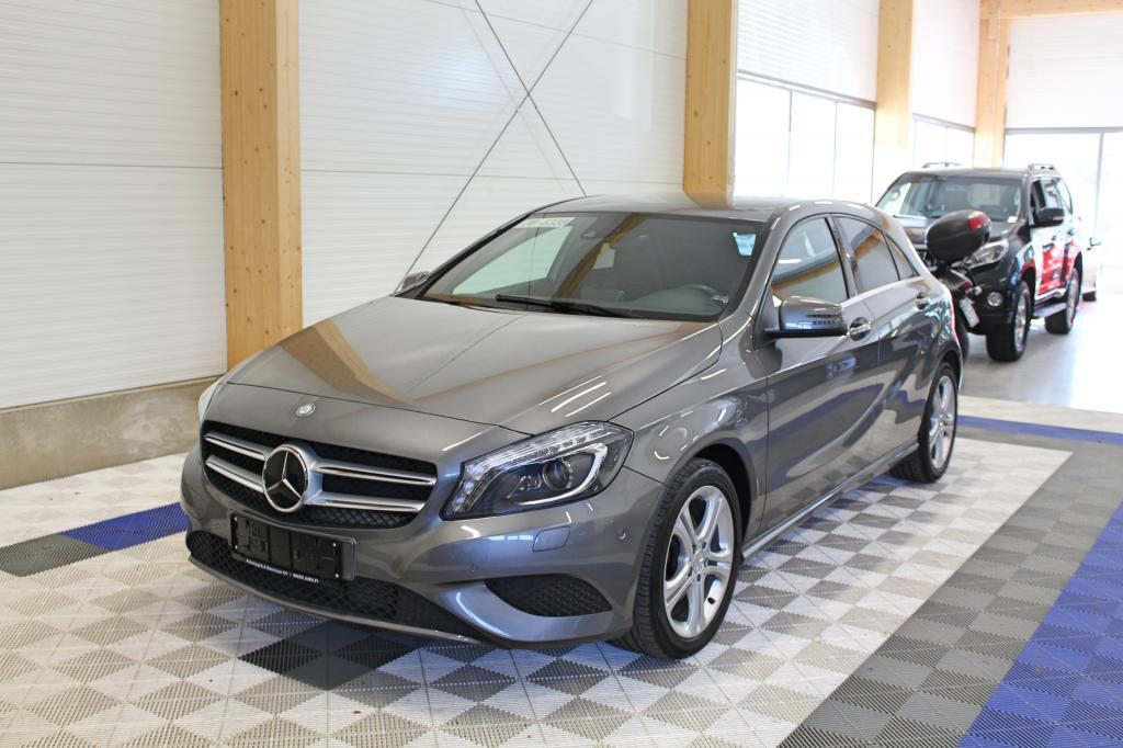 Mercedes-Benz A, 180 BE Urban *WEBASTO/XENON/KOUKKU/P-KAMERA/TUTKAT*