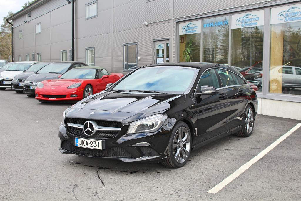 Mercedes-Benz CLA, 180 A Shooting Brake Premium Business *SUOMIAUTO/P-KAMERA/XENON*