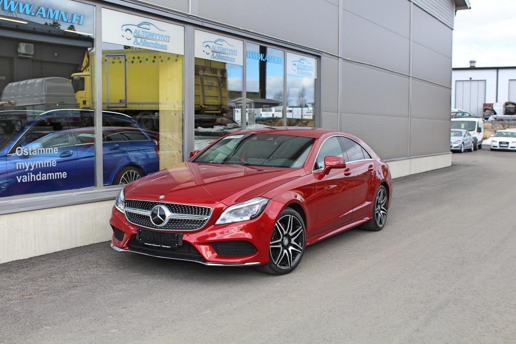 Mercedes-Benz CLS, 350d 4Matic AMG *MULTIBEAM/360-KAMERA/DESIGNO/*