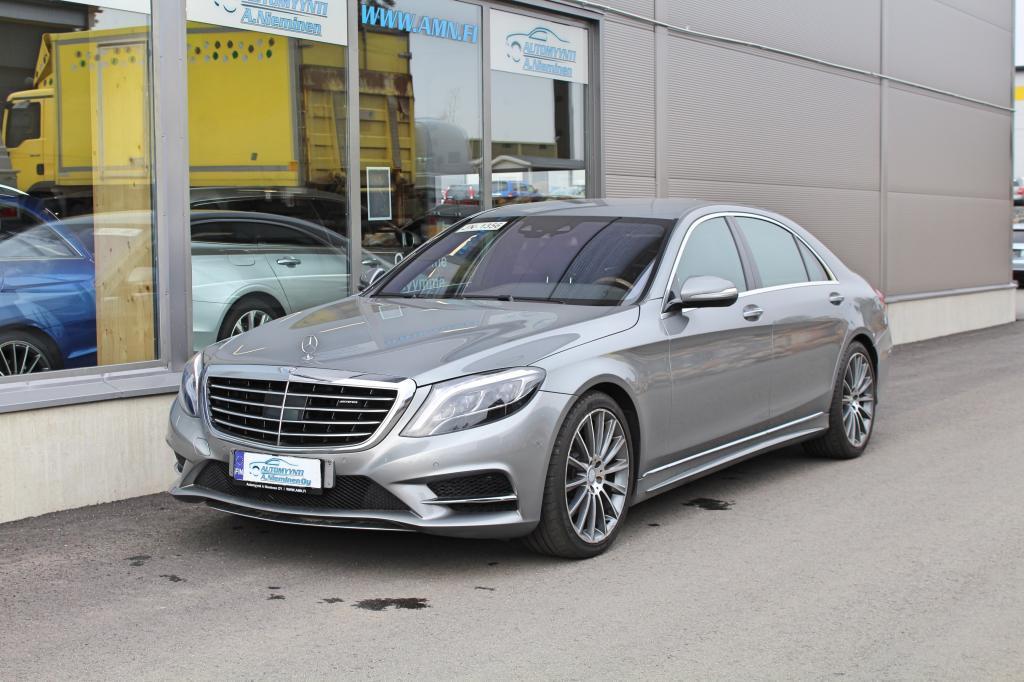 Mercedes-Benz S, 350 BlueTec Lang AMG *WEBASTO/DISTRONIC/KAMERA/YM*