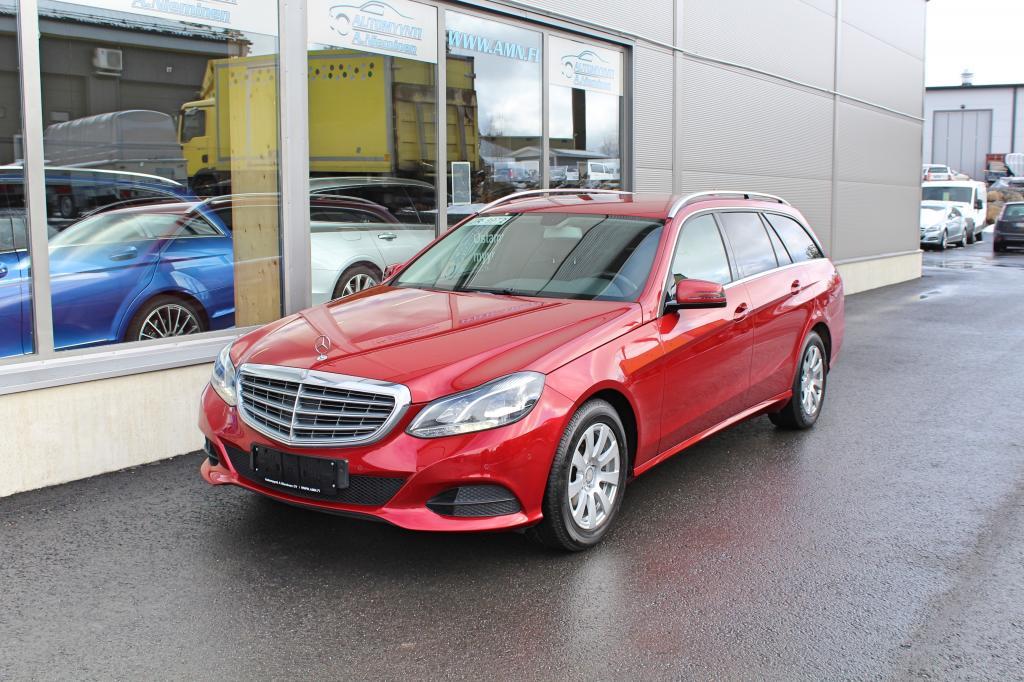 Mercedes-Benz E, 200 CDI T A BlueEfficiency *JUURI HUOLLETTU*