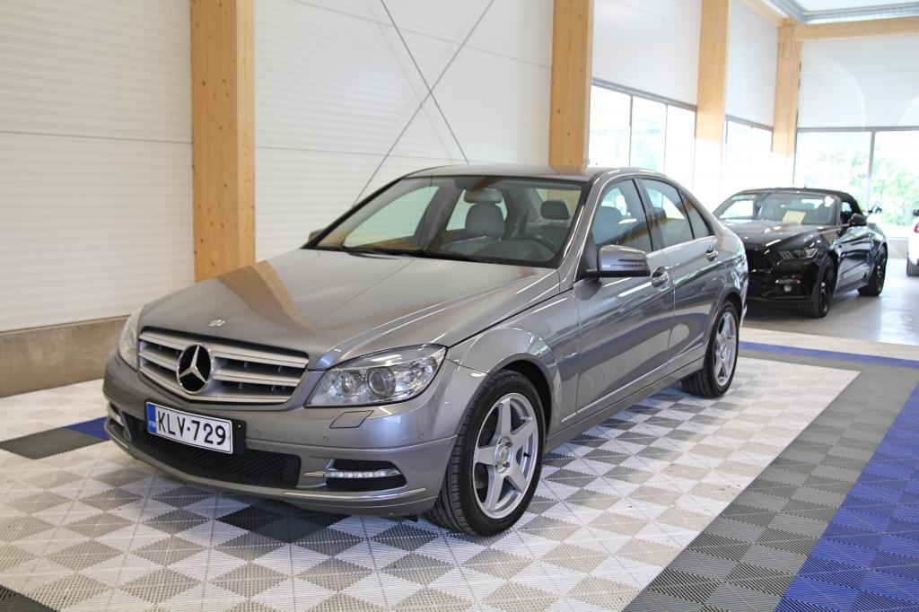 Mercedes-Benz C, 200 CDI A Avantgarde *XENON/TUTKAT/PUOLINAHAT*