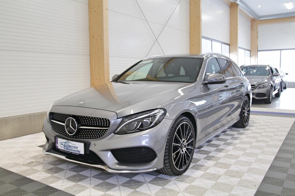 Mercedes-Benz C, 250 T A Amg *BRABUS/AMG/ILS/KOUKKU/NAHAT*