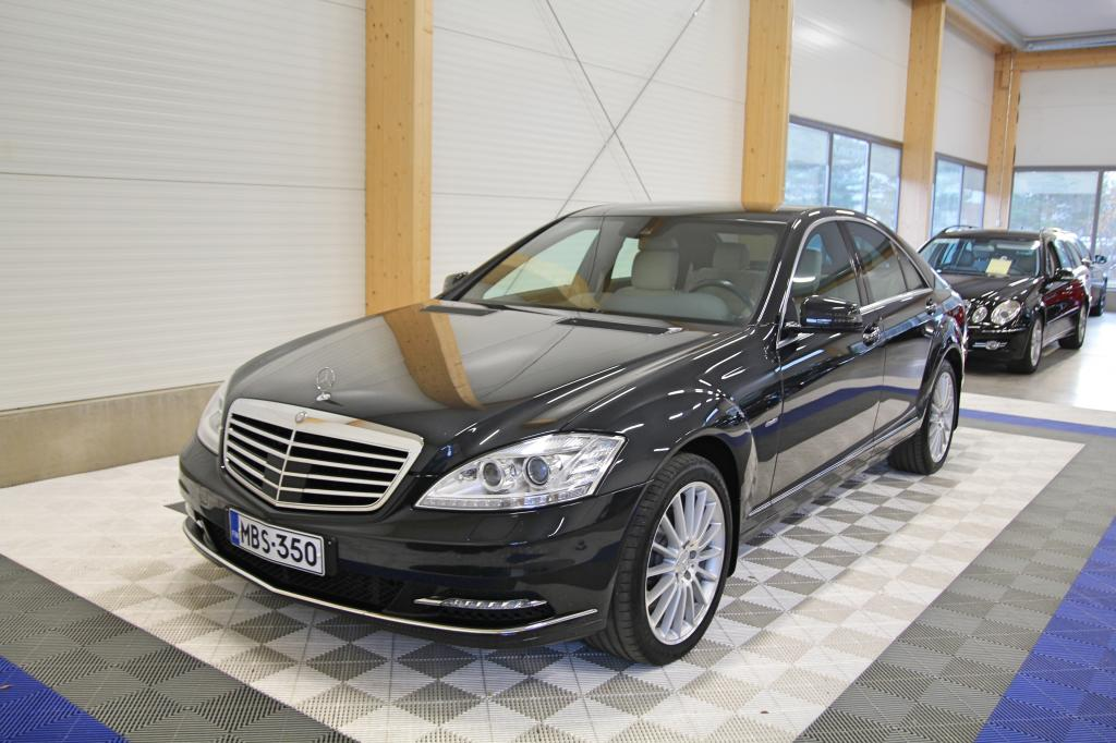 Mercedes-Benz S, 350 Bluetec 4Matic *UPEA SUOMIAUTO*