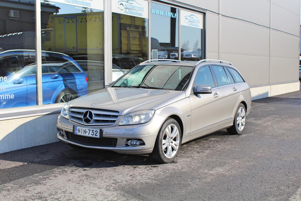 Mercedes-Benz C, 220 CDI BE T Aut Avantgarde *WEBASTO/KOUKKU/HARMAN&KARDON/XENON*