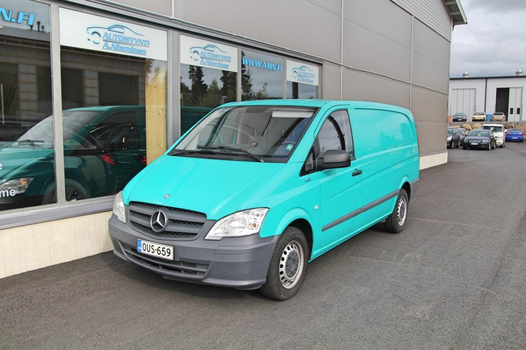 Mercedes-Benz VITO, 113 CDI Man SIS ALV 24%