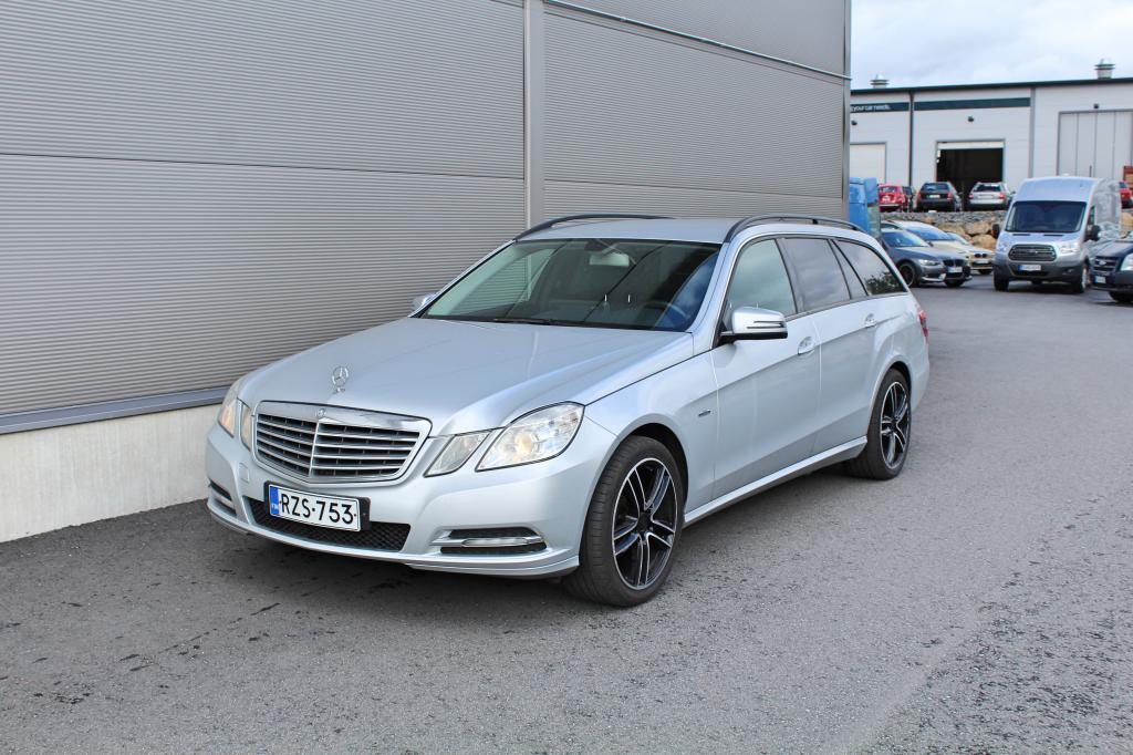 Mercedes-Benz E, 200 CDI T 7g-Aut *18