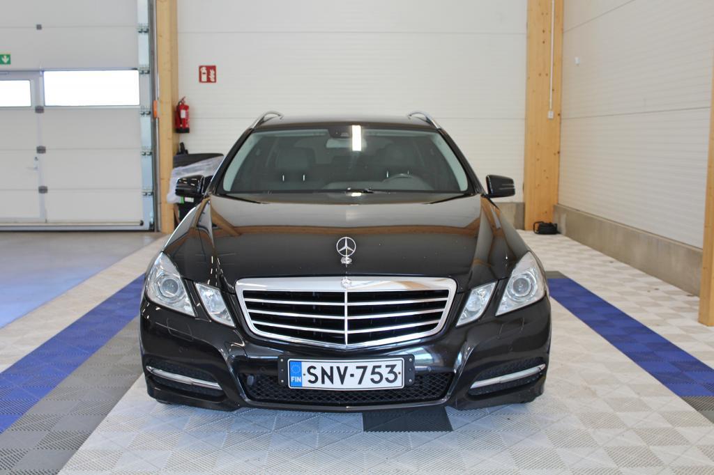 Mercedes-Benz E, 200 CDI BE T A Avantgarde *ILS XENON/KATTOLUUKKU/NAVI*