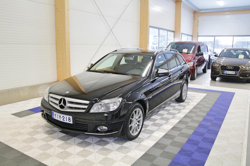 Mercedes-Benz C, 220 CDI Aut Elegance *BIXENON/COMAND/NAVI*