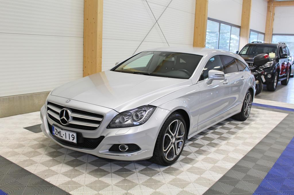 Mercedes-Benz CLS, 350 CDI BE Shooting Brake 4Matic *WEBASTO/NAVI/HARMANN&KARDON*