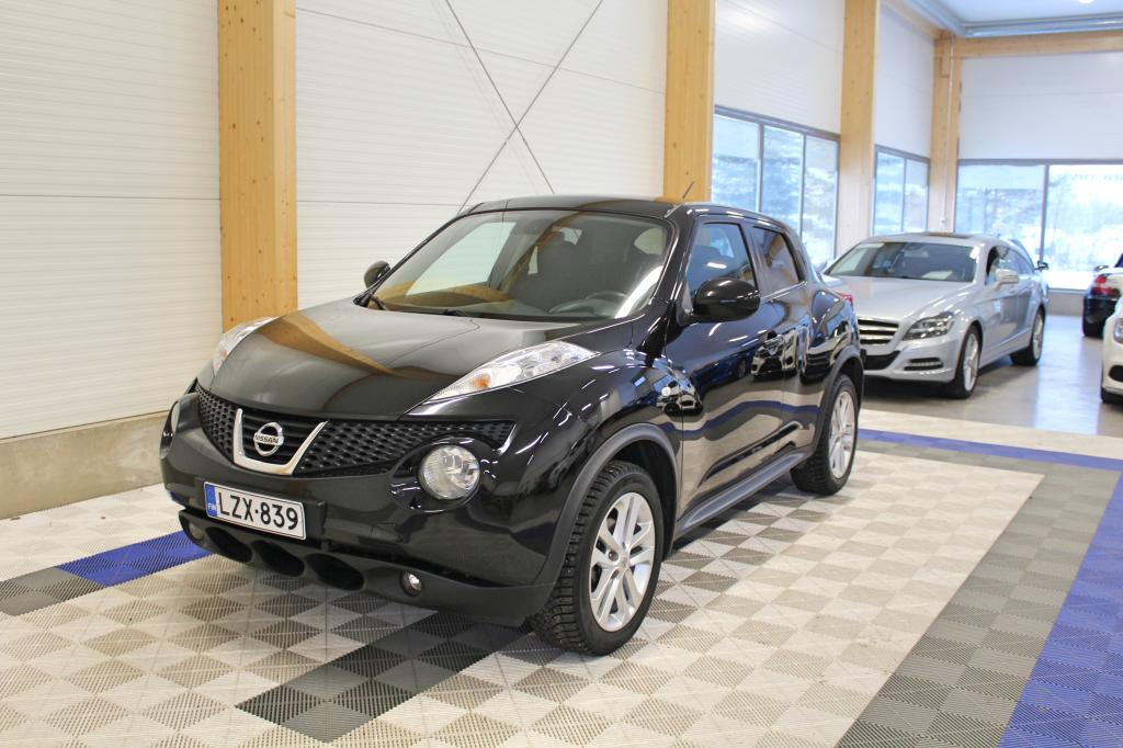 Nissan Juke, 1, 5 dCi Tekna 2WD  *NAVI/P-KAMERA/KEYLESS GO&ACCES*