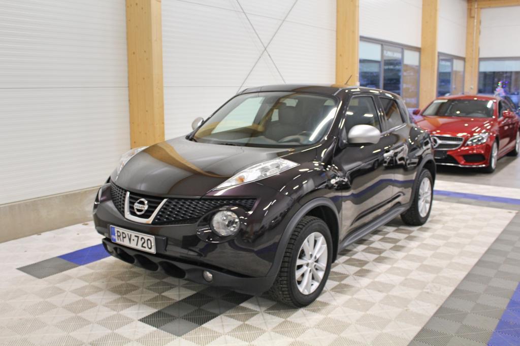 Nissan Juke, 1, 6 Aut Tekna *NAHAT/NAVI/CRUISE*