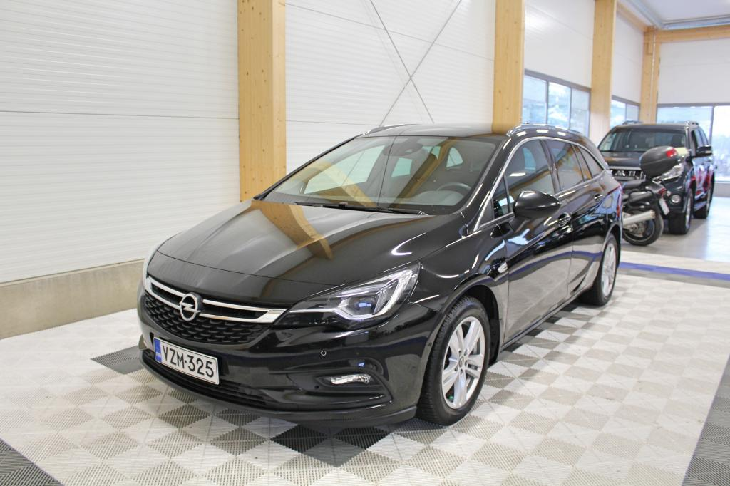 Opel Astra, Sports Tourer Innovation+ 150 Turbo MT6 *LISÄTURVA 12KK/20TKM/LED/AGR-NAHAT/WEBASTO/NAVI*