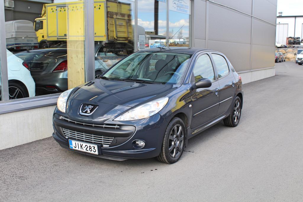 Peugeot 206+, 75 Millesim 200 Limited 5-ov