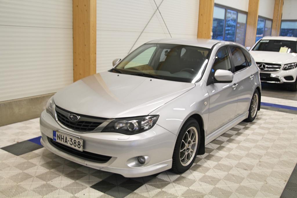 Subaru Impreza, 2.0R AWD Sport *OSAMAKSULLA JOPA ILMAN KÄSIRAHAA*