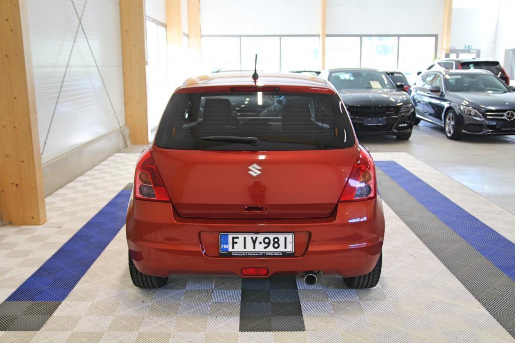 Suzuki Swift, 1, 3 GLX 5d *AUT-AC/AVAIMETON KÄYNTI/17