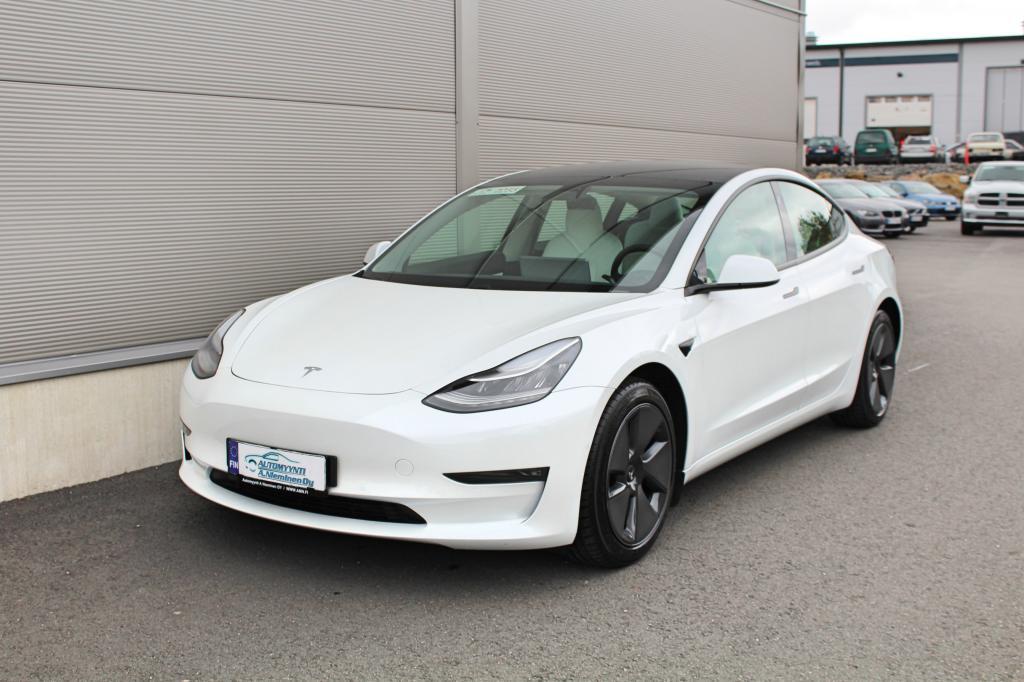 Tesla Model 3, Long Range Dual AWD FACELIFT KORKO 0, 99%