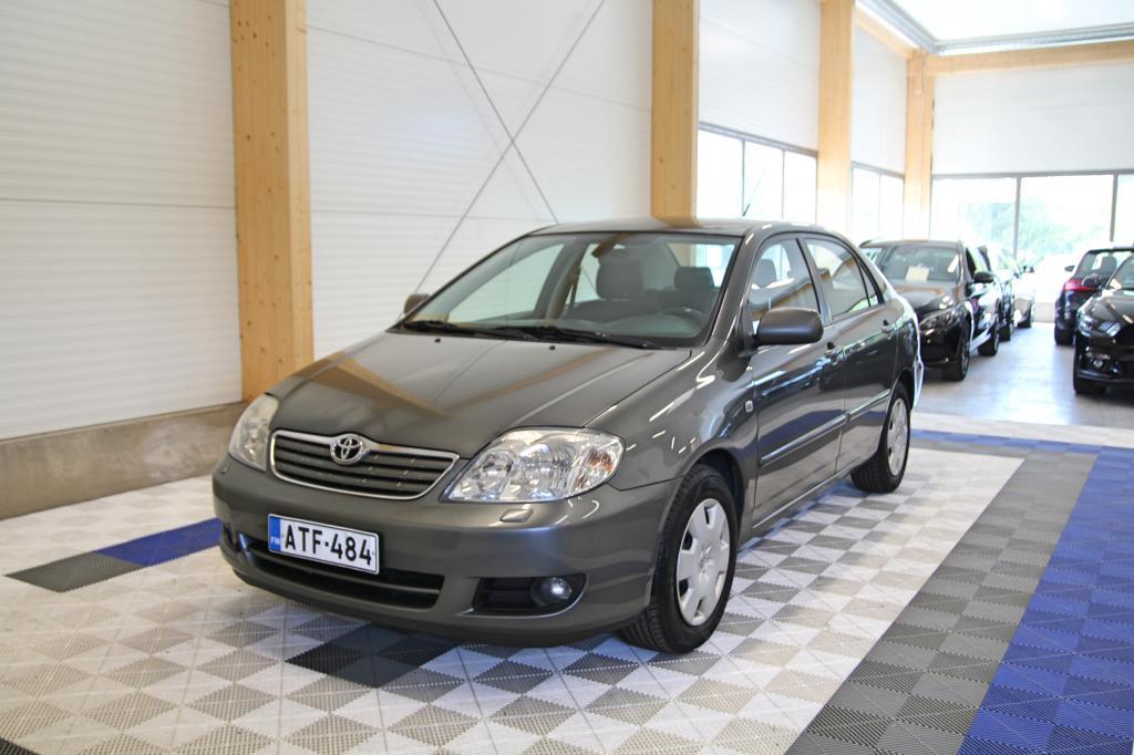 Toyota COROLLA, 1.6 VVT-i Sol 4d sedan *JUURI HUOLLETTU*