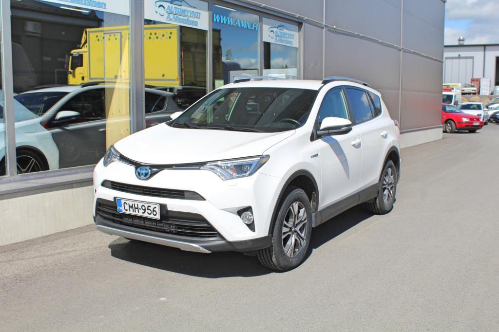 Toyota RAV4, 2.5 Hybrid i-AWD Style *Adapt.cruise/kaistavahti/Vetokoukku/Sähköpenkki*