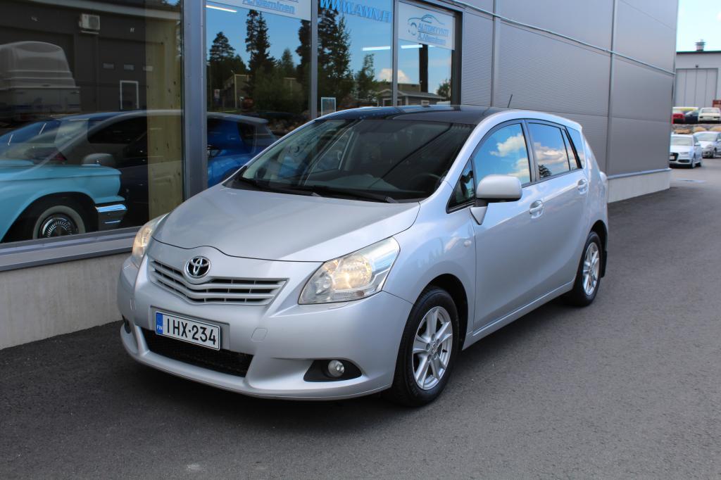 Toyota VERSO, 1, 8 Valvematic Sol Plus 7p Man *LASIKATTO/KOUKKU/P-KAMERA*