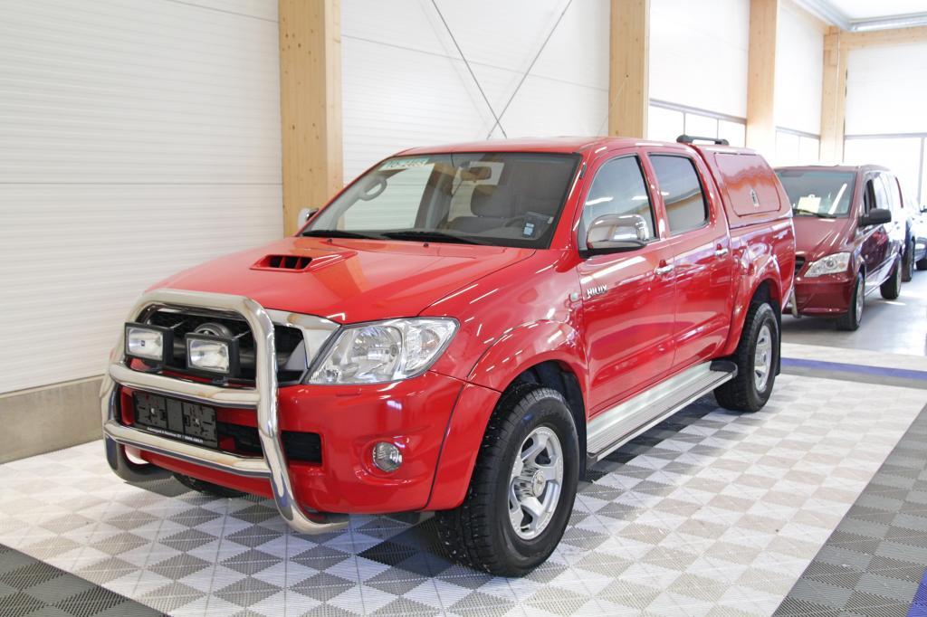 Toyota Hilux, Double Cab 3, 0 171 D-4D Aut *SIS ALV 24%*