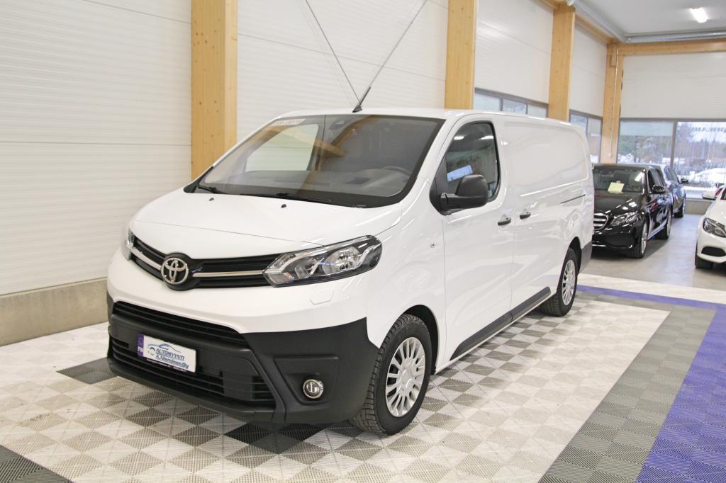 Toyota Proace, L2H1 2, 0 D 120 SIS ALV 24% *ADAPTIIVINEN CRUISE/PARIOVET MOLEMMIN PUOLIN/HUD/TUTKAT*