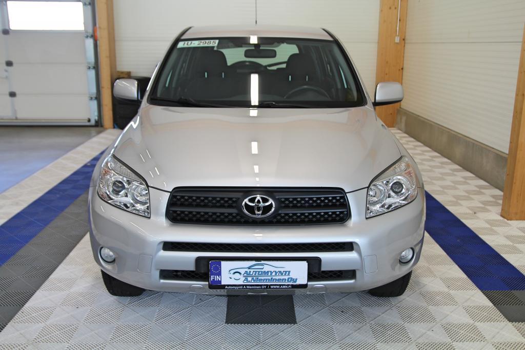 Toyota RAV4, 2, 0 VVT-i Aut Sol *WEBASTO/AUTOMAATTI/*