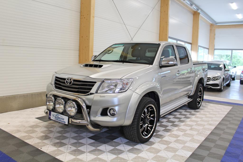 Toyota Hilux, 3.0 D-4D Aut *NAHAT/NAVI/KOUKKU/MOUNTAINTOP/20
