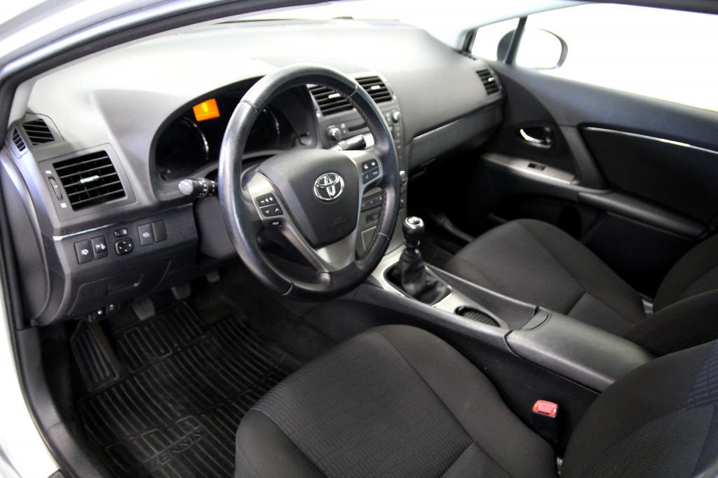 Toyota Avensis, 1.8 Valvematic Linea Sol *1-OMISTEINEN SUOMIAUTO*