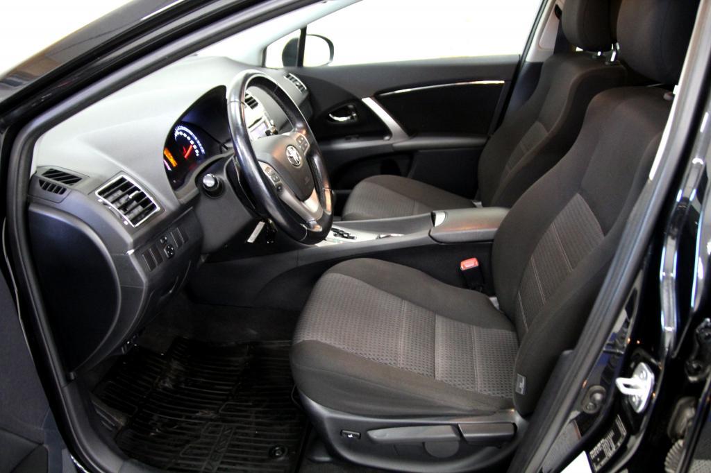 Toyota Toyota Avensis, 1.8 Valvematic Linea Sol Wagon Multidrive S