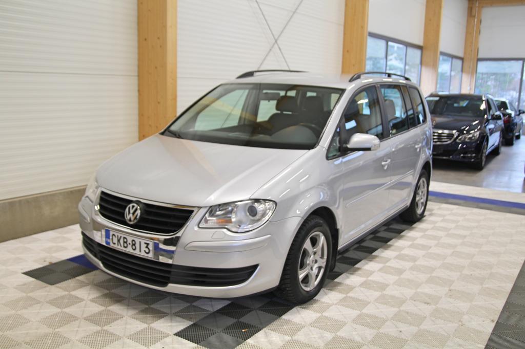 Volkswagen Touran, 1.4 TSI 103kw Manuaali