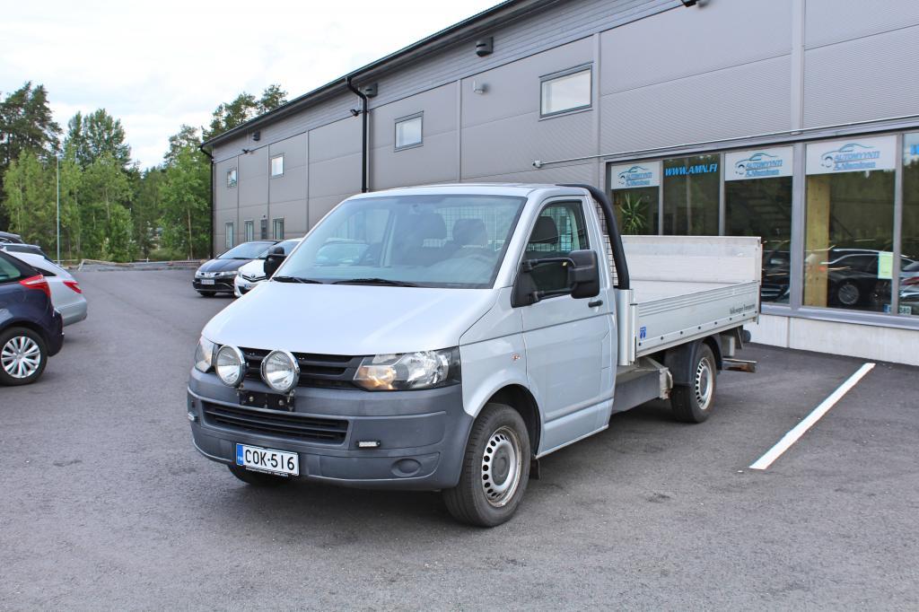 Volkswagen Transporter, 2.0 TDI 140hv 4Motion Man SIS. ALV 24%