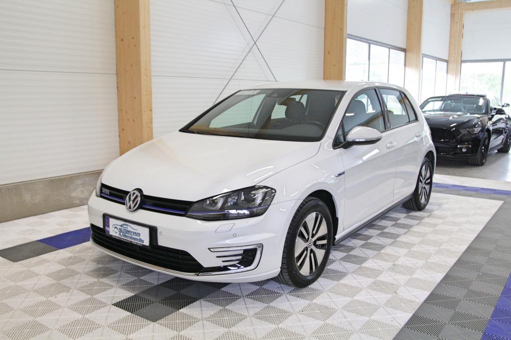 Volkswagen Golf, 1.4 TSI GTE Plug-In hybrid *Adapt.Cruise/LED-AJOVALOT/NAVI/PENKINLÄMMITTIMET*