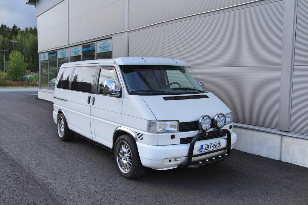 Volkswagen Transporter, 2.5i 2+3 paikkainen *OSAMAKSULLA ALK 69e/KK*