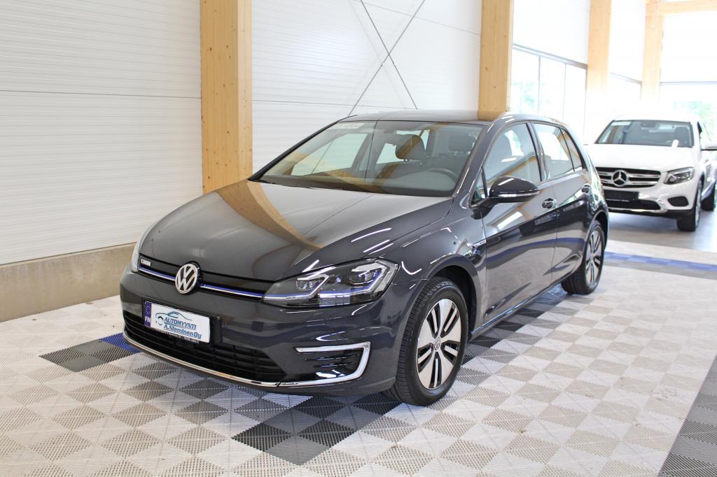 Volkswagen Golf, e-Golf 100kw Aut *LED/NAVI/P-TUTKAT*