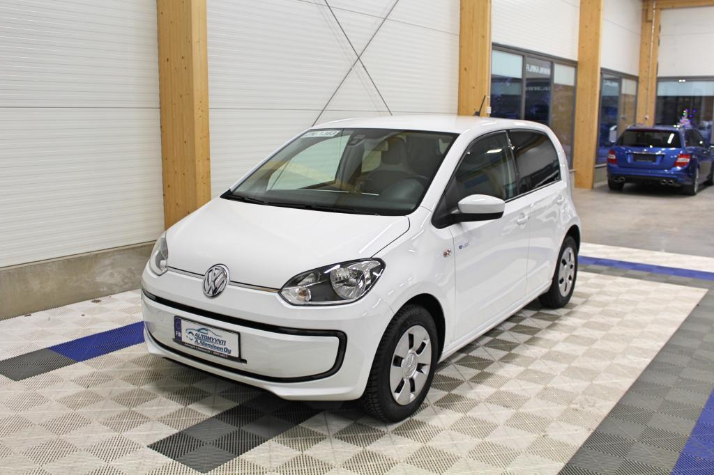Volkswagen Up!, e-UP! 60kw Aut *JUURI HUOLLETTU NÄPPÄRÄ SÄHKÖAUTO*