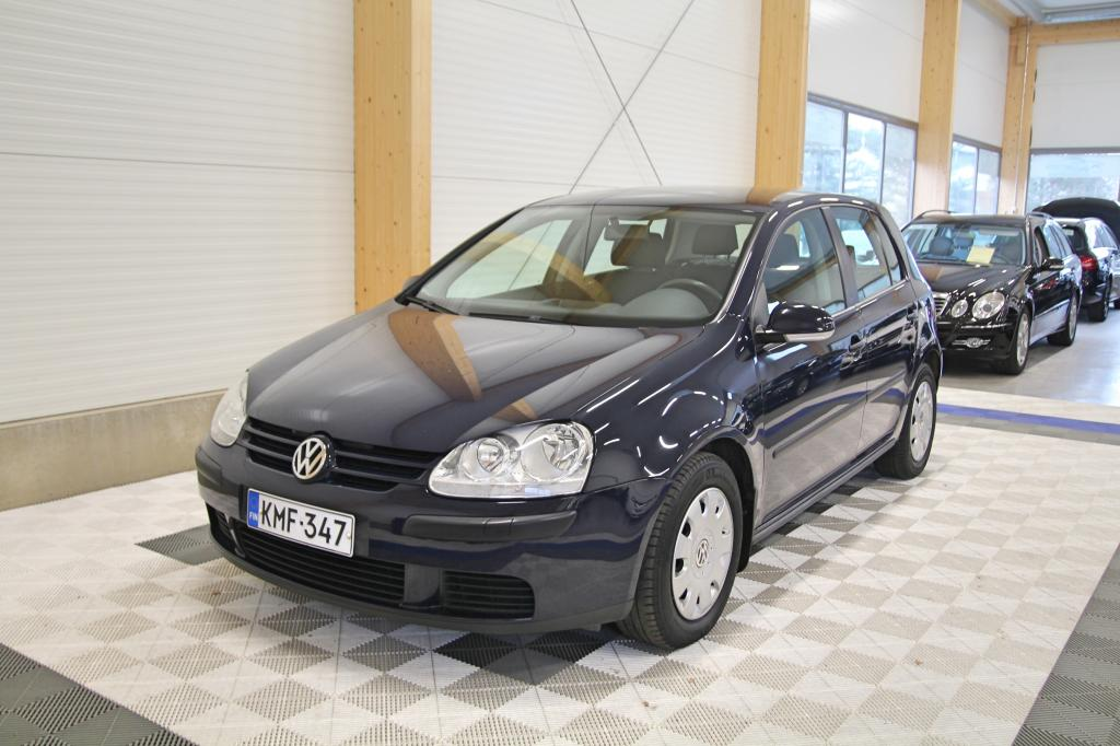 Volkswagen Golf, 1.6i 75kw Aut Trendline 5d *OSAMAKSULLA ILMAN KÄSIRAHAA ALK 89e/KK)