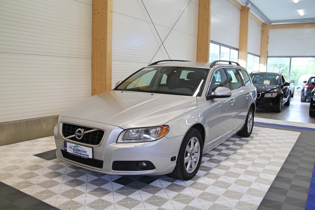 Volvo V70, T4F Aut Momentum