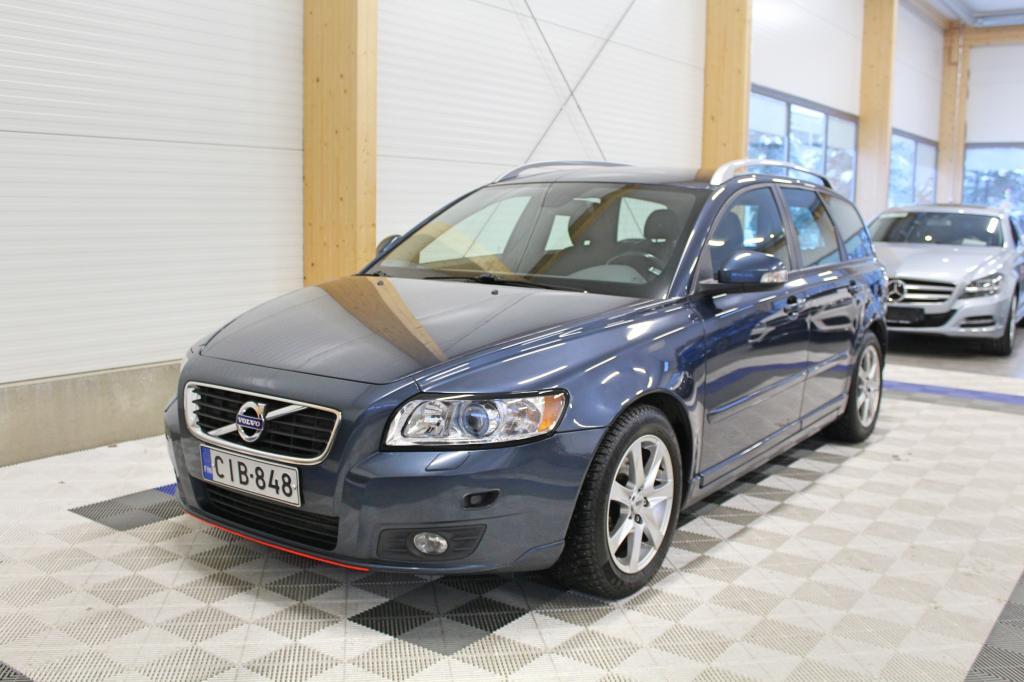 Volvo V50, 1, 6D S/S Classic *XENON/PA-LÄMMITIN/KOUKKU*