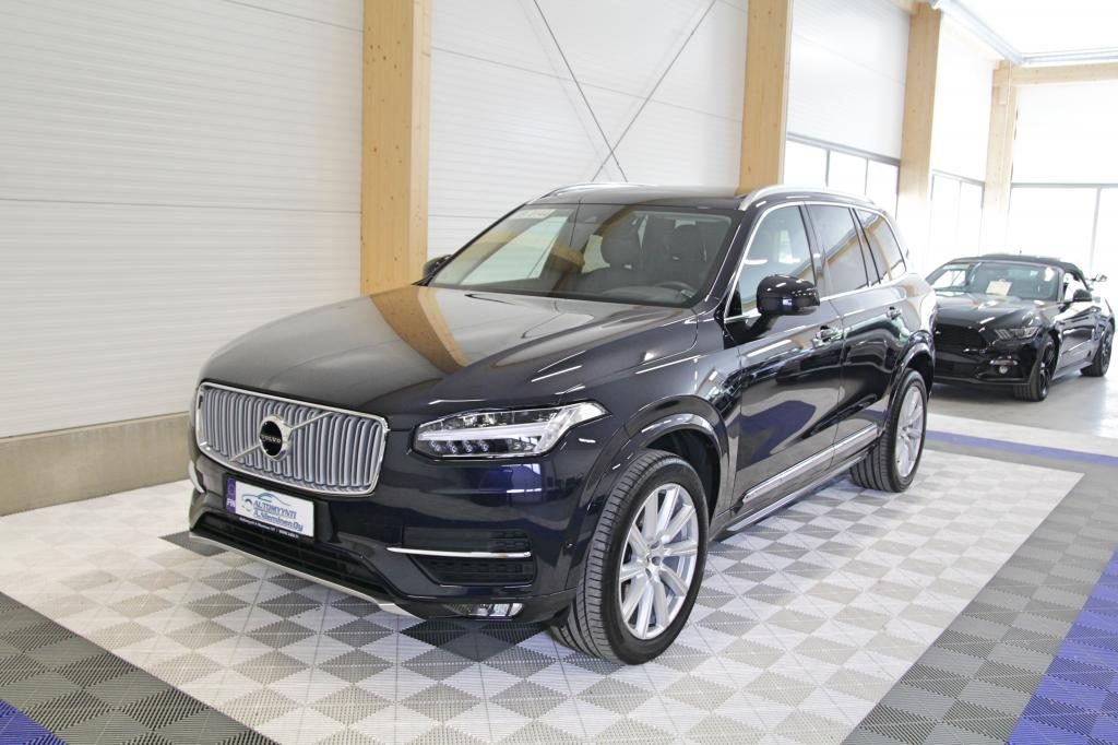Volvo XC90, D5 AWD Inscription *TÄYSNAHAT/FULL-LED/KOUKKU/NAVI*
