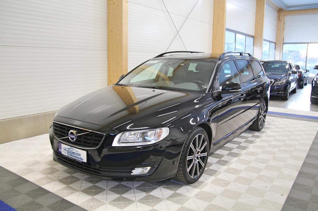 Volvo V70, D3 Aut *NAVI/NAHAT/KATTOLUUKKU/18