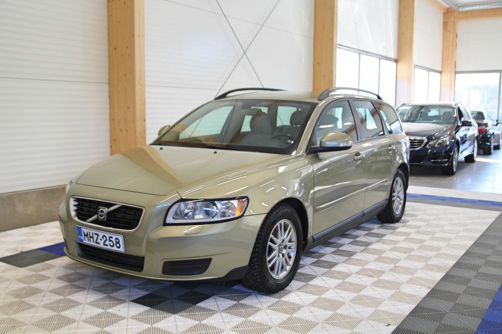 Volvo V50, 1, 6D DRIVe s/s Kinetic Business *NAHAT/PA-LÄMMITIN*