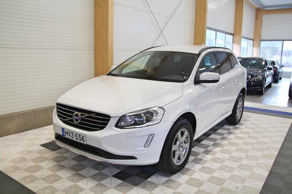 Volvo XC60, D4 FWD Aut *NAVI/PA-LÄMMITIN/KOUKKU/XENON*