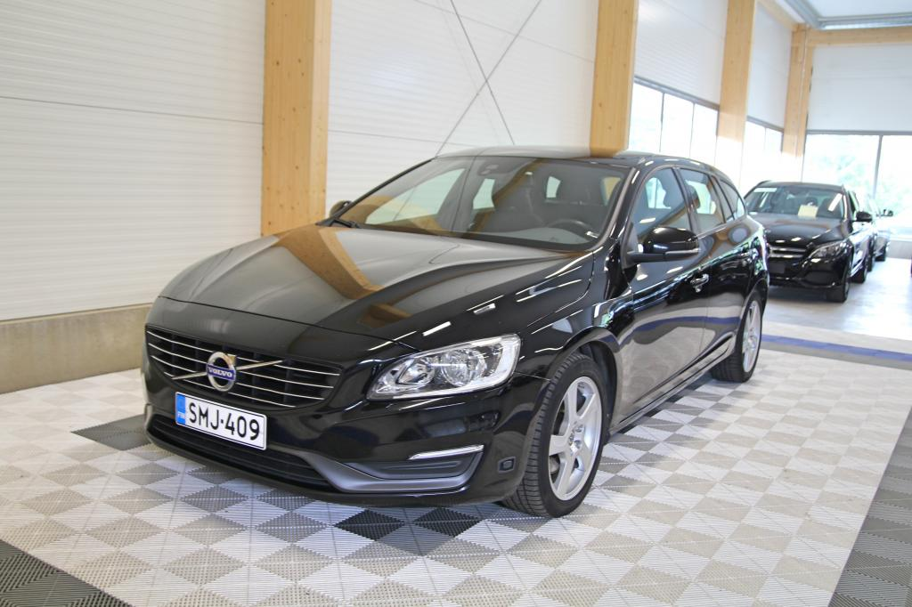 Volvo V60, D3 Aut *NAVI/P-TUTKAT/BT-AUDIO*