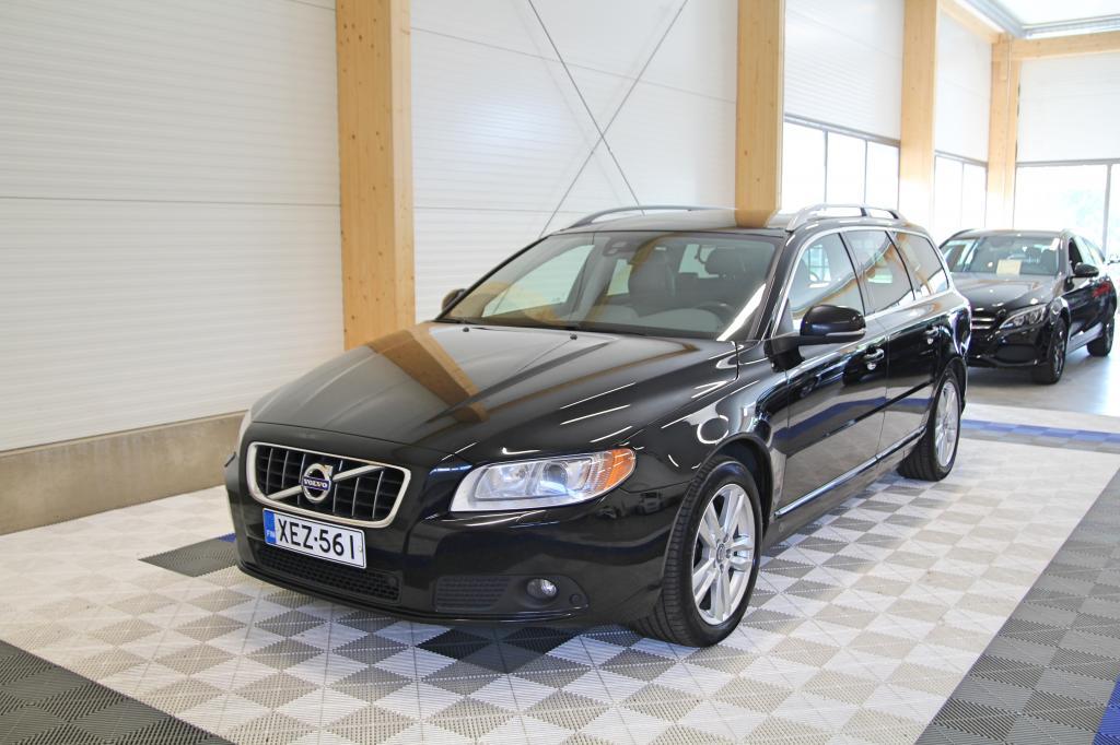 Volvo V70, D3 Aut Summum Business *1-OMISTEINEN SUOMIAUTO*