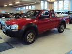 Nissan King Cab 2.5DI PICKUP 4X4