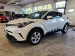 Toyota C-HR 1, 2 T AWD Premium Multidrive S