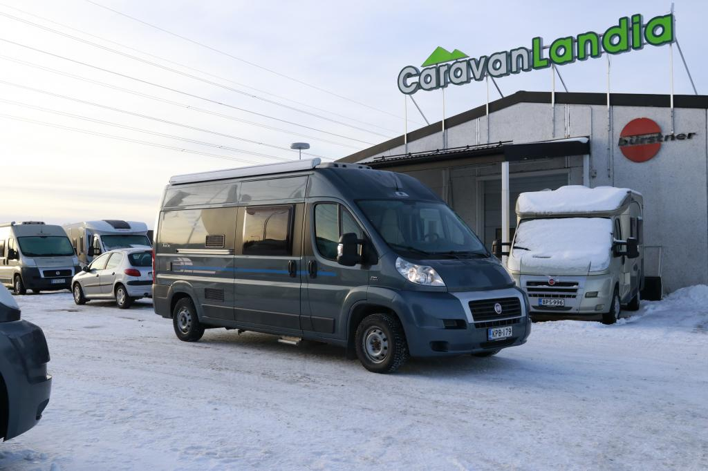 Caravanlandia: Adria Twin 2.3 JTD