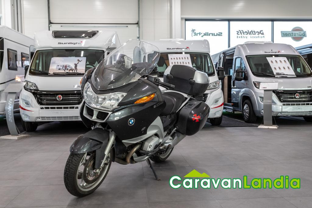 Caravanlandia: BMW R 1200 RT